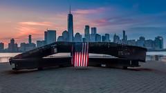 Jersey City 9-11 Memorial