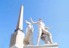 Horsetamer, Piazza del Quirinale