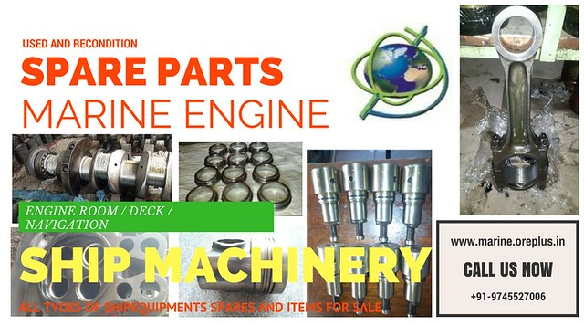 Ship Spare Parts Supplier,