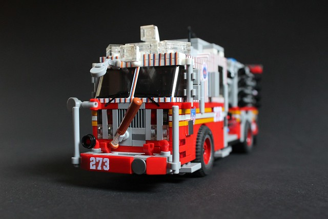 """FDNY Engine 273 """"NY Mets"""""""