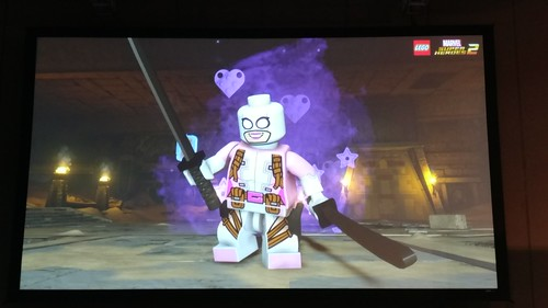LEGO Marvel Super Heroes 2 SDCC 2017 Gwenpool