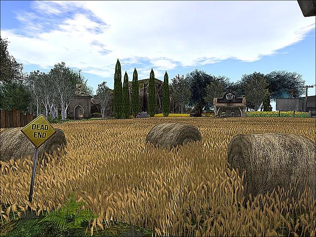 Sol Farm - Dead End of A Wheat Field