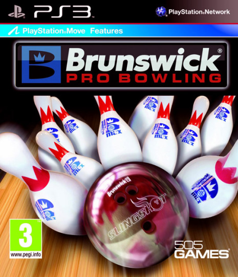 Avalanche: Brunswick Pro Bowling PS3 *in Excellent