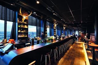 East Hotel München - Bar