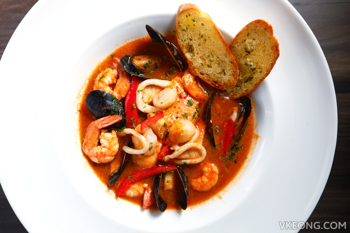 La Belle Saison Seafood Stew