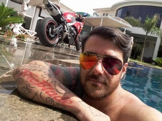Breno Solon Borges, filho da desembargadora: ostentação e uma vida marcada pela suspeita de crime pesado - Créditos: Arquivo/Reprodução