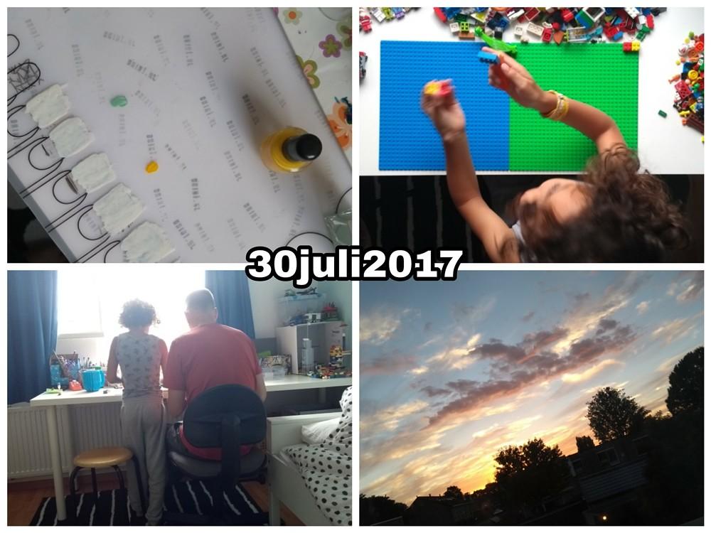 30 juli 2017 Snapshot