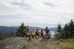 Monitoring the Sooke Hills: Before the Fire