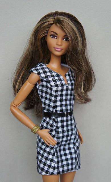 Barbie Made to Move Skateboarder