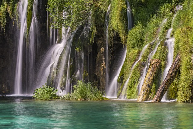 *Plitvice @ Land of fallen lakes*