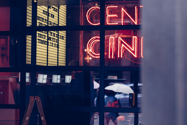 Central Cinema, Fujifilm X-Pro2, XF56mmF1.2 R