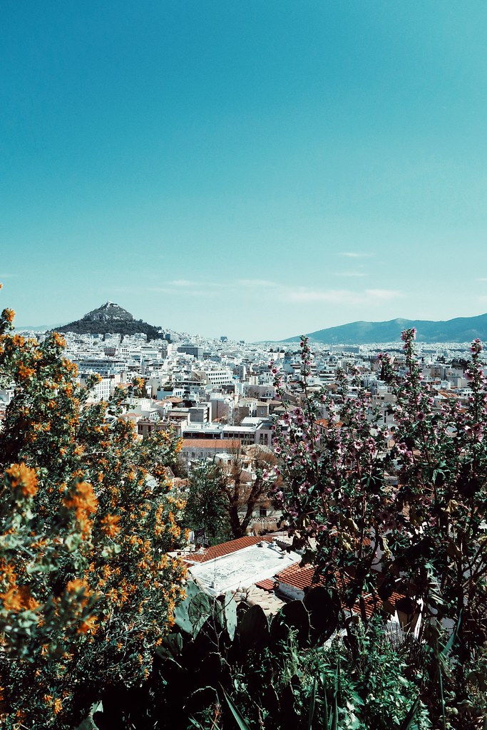 The Little Magpie Athens Greece Blog Guide