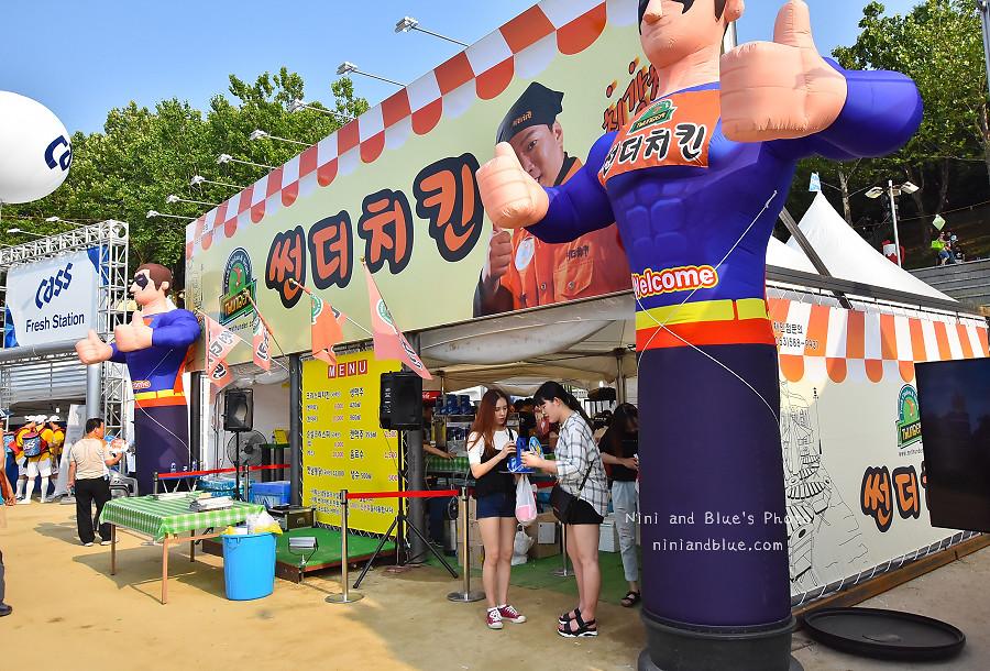 韓國大邱炸雞啤酒節旅遊景點18