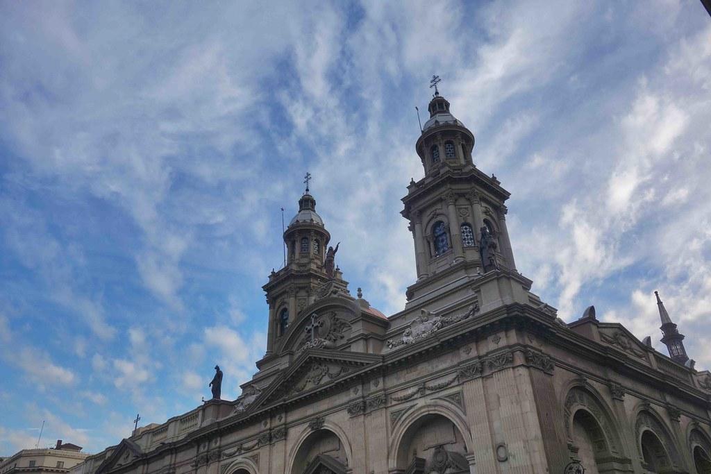 Santiago - Plaza de Armas 1
