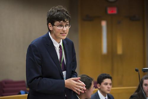 LAWA Students' Mock Trials