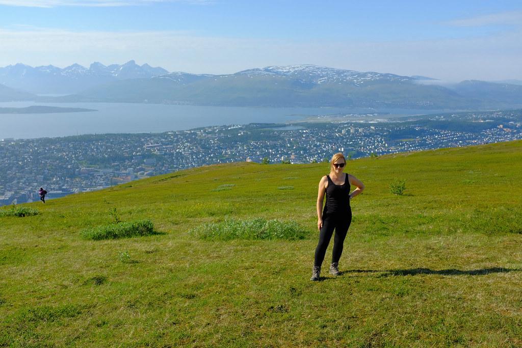 Tromssan paras näköalapaikka