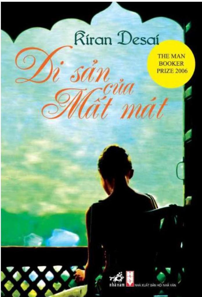 Di Sản của Mất Mát - Kiran Desai