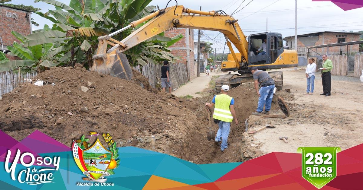 Concluyen los trabajos en la estación de aguas servidas en El Vergel