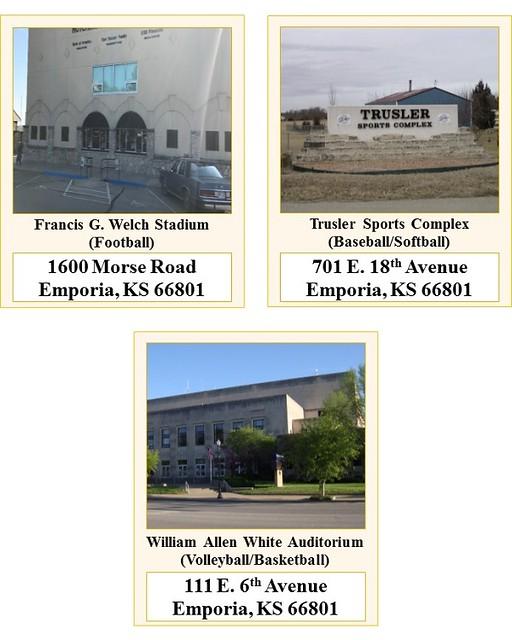 Athletic Venues