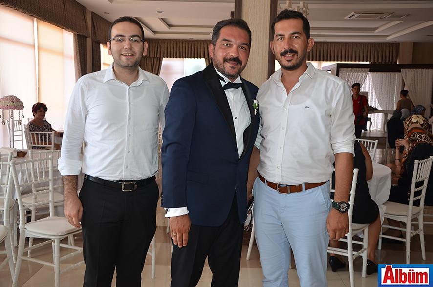Mehmet Can Karagöz, Sefa Çorbacı, Özgür Yetiş