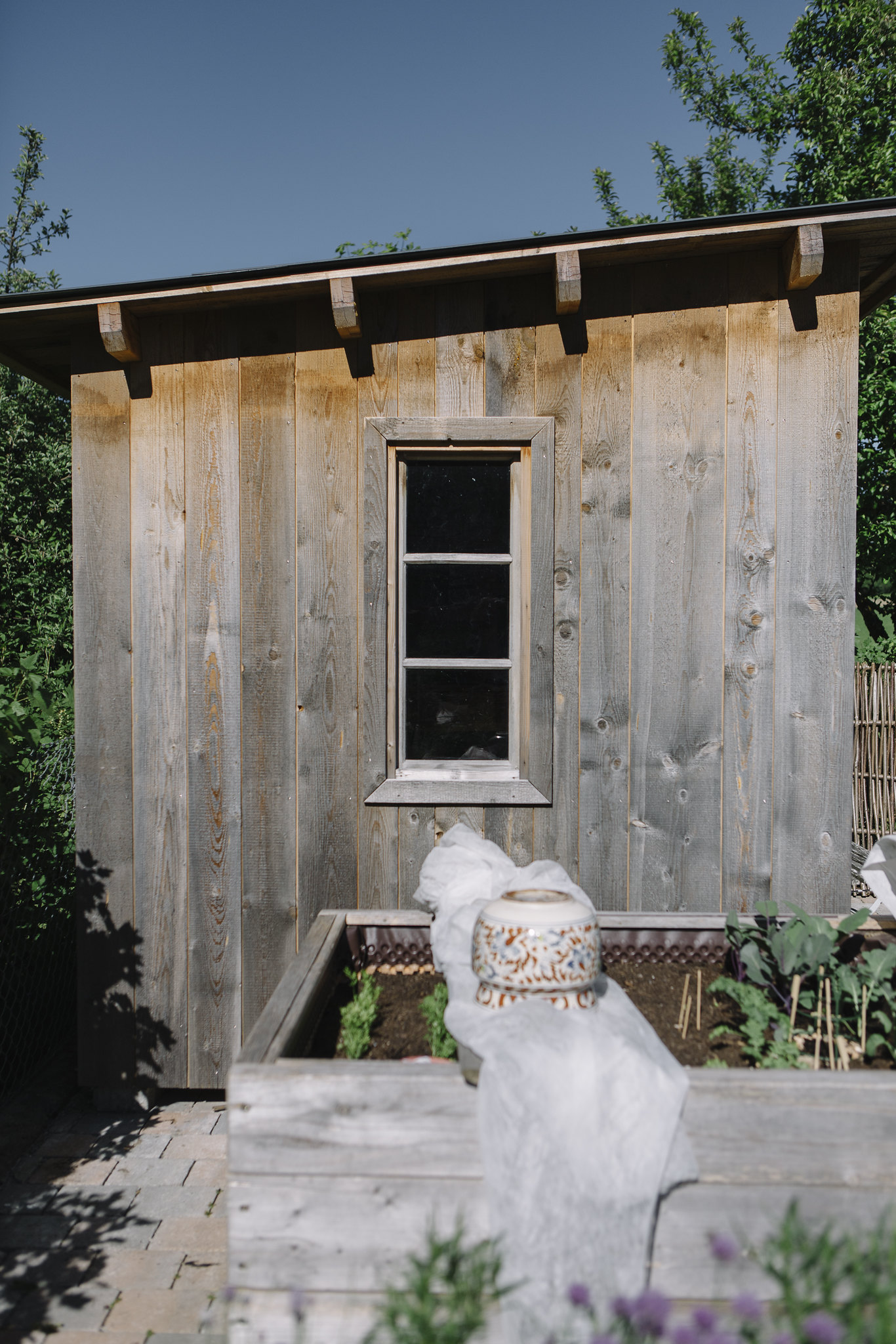 Mum's garden shed, Visual Diary on The Curly Head, a Blog from Munich, Photography by Amelie Niederbuchner