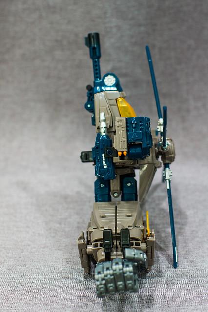 Vortex Combiner Mode 2