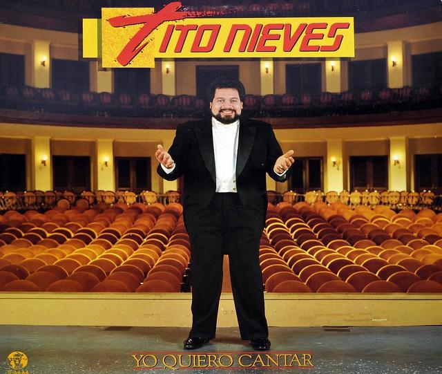 Tito Nieves Yo Quiero Cantar