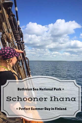 Bothnian Sea National Park + Schooner Ihana = Recipe For a Perfect Summer Day in Finland! | Live now – dream later travel blog