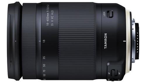 Le nouveau 18-400mm de Tamron est le premier objectif «tout-en-un» avec un système de stabilisation optique