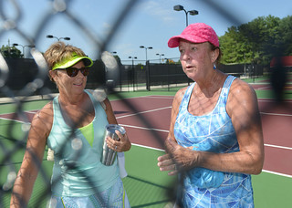 Ida Jones Tennis Award