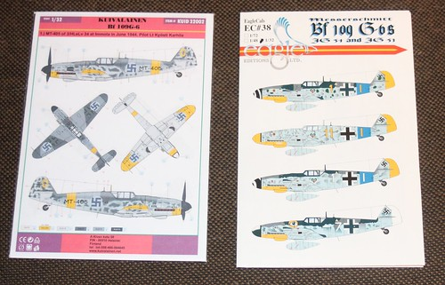Messerschmitt Bf109G-6, Revell 1/32 35240420303_235c42aa72