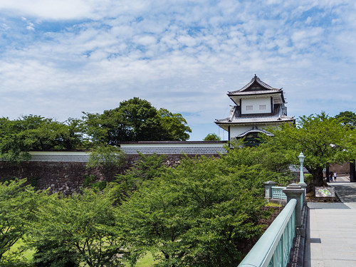 Kanazawa Castle Park #1