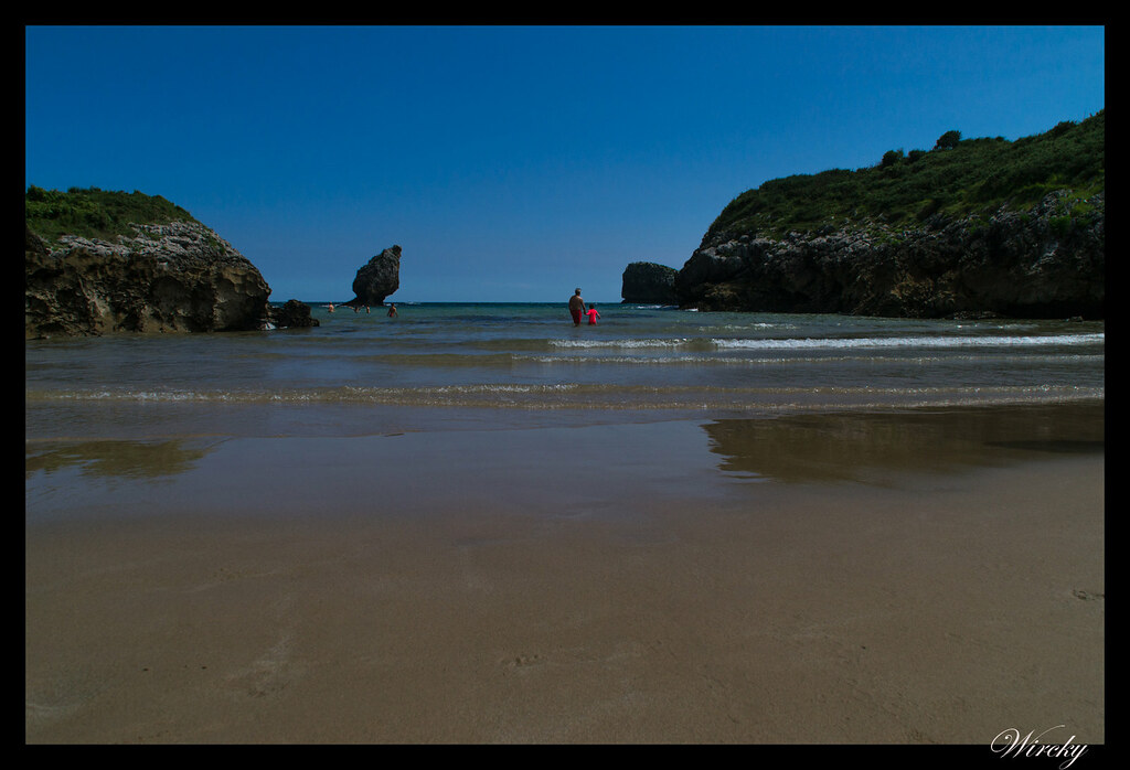 Escapada a Puertas de Vidiago - Playa de Buelna