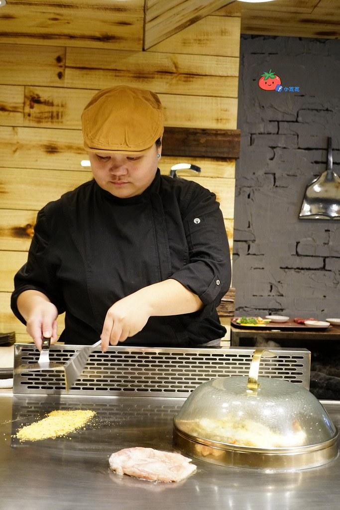 東區忠孝敦化 鐵板燒 TBS剔邦饈Teppanyaki