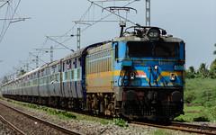 CHENDUR EXPRESS | WAG-7| MGS