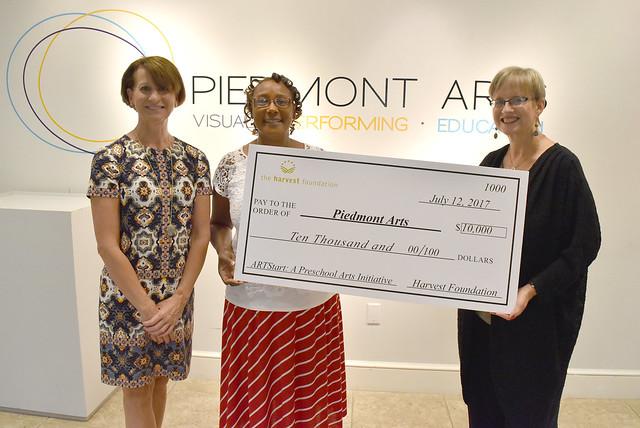 Piedmont Arts ARTStart 2017