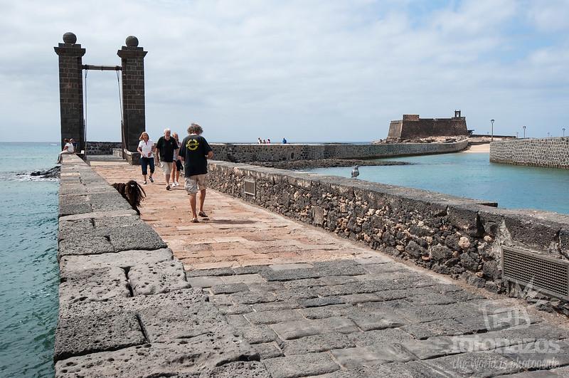 Visita a Arrecife
