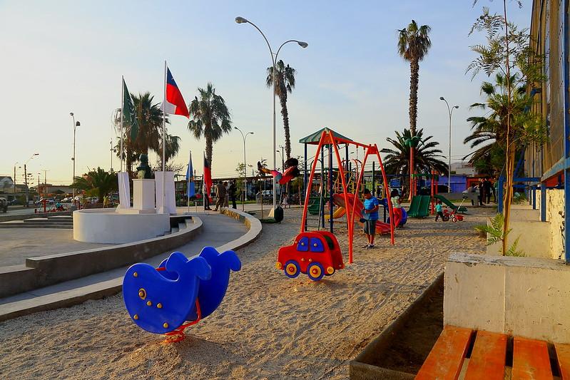 Plaza Teniente Ibáñez – Región de Tarapacá
