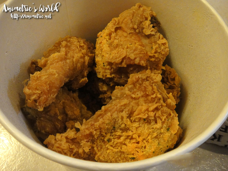KFC Crispy Butter Chicken