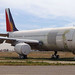 ex Philippine Airlines A300B2 stored at GYR/KGYR