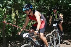 Hradecký triatlon nabídl skvělou možnost zkusit si triatlon