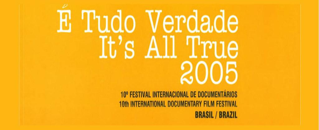 10º É Tudo Verdade - Festival Internacional de Documentários