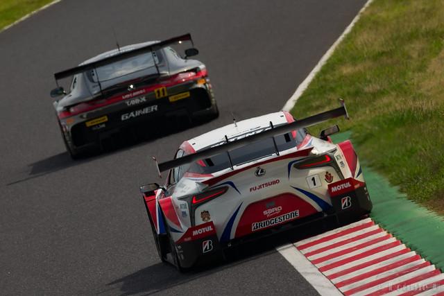 SUPER GT Official Test at Suzuka Circuit 2017.7.1 (149)