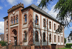 L'ancienne synagogue (Niederbronn-les-Bains) - Photo of Uberach