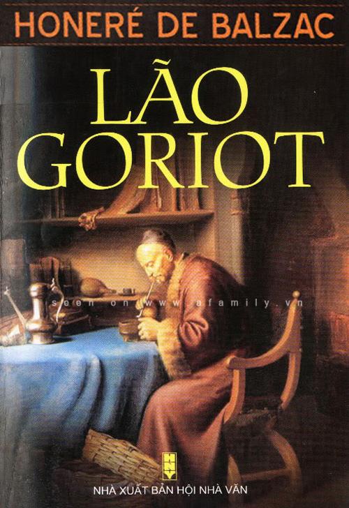 Lão Goriot - Honoré De Balzac
