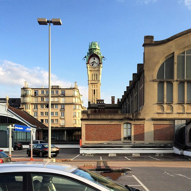 Gare de #Rouen #rouenparisrouen #tw