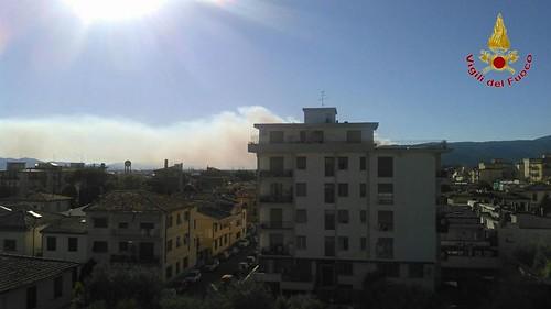 Incendio di Tobbiana