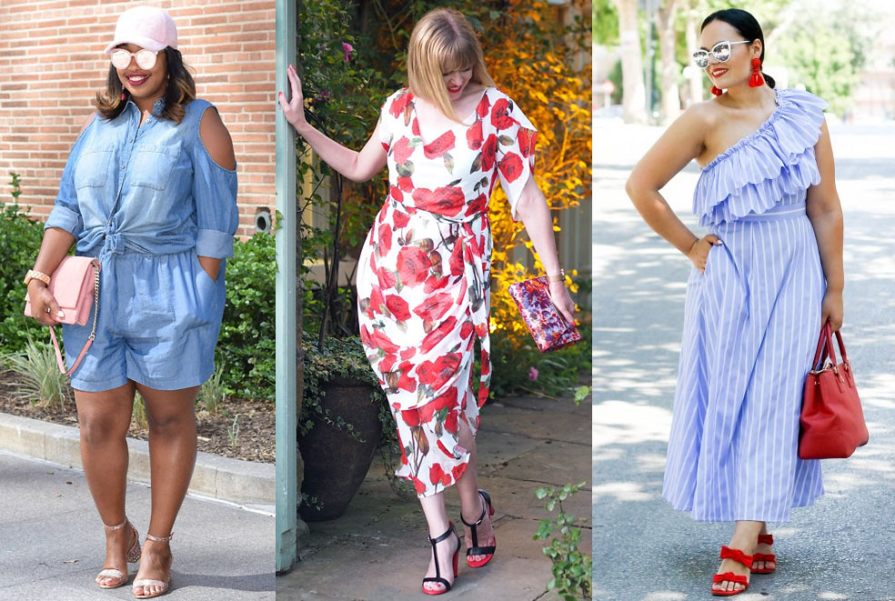 3 super stylish fashion bloggers that believe in #iwillwearwhatilike