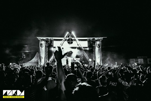 10Y EUTOPIA DJ/VJ INSEL AM DONAUINSELFEST 2017