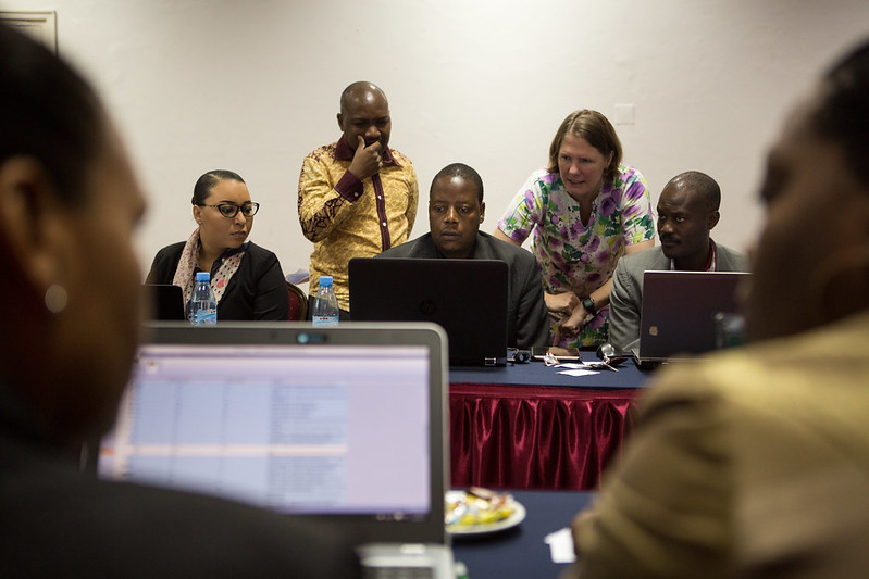 Training on MOZMOD – a tax-benefit microsimulation model for Mozambique
